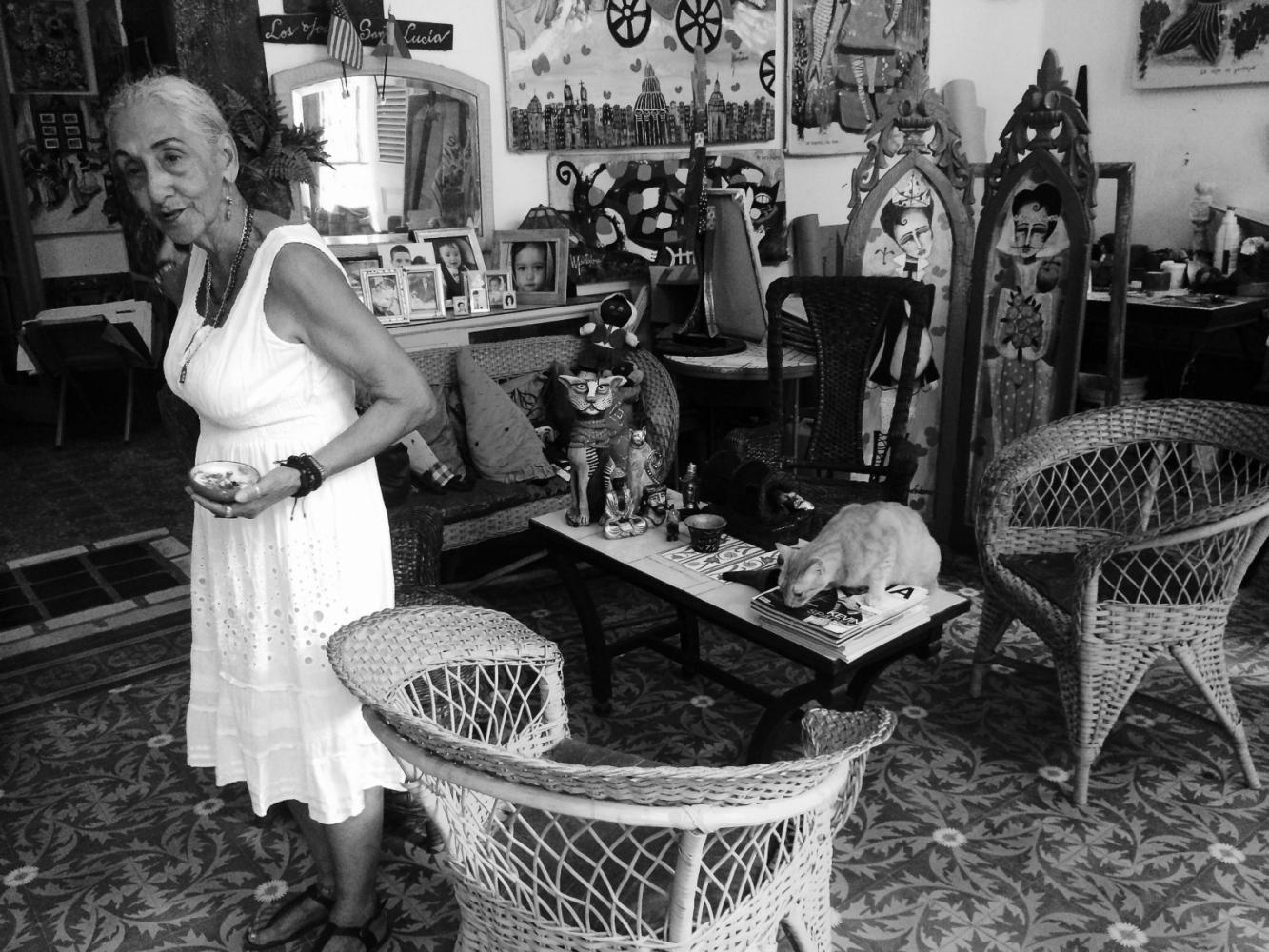 Cuba, 2015 The Painter