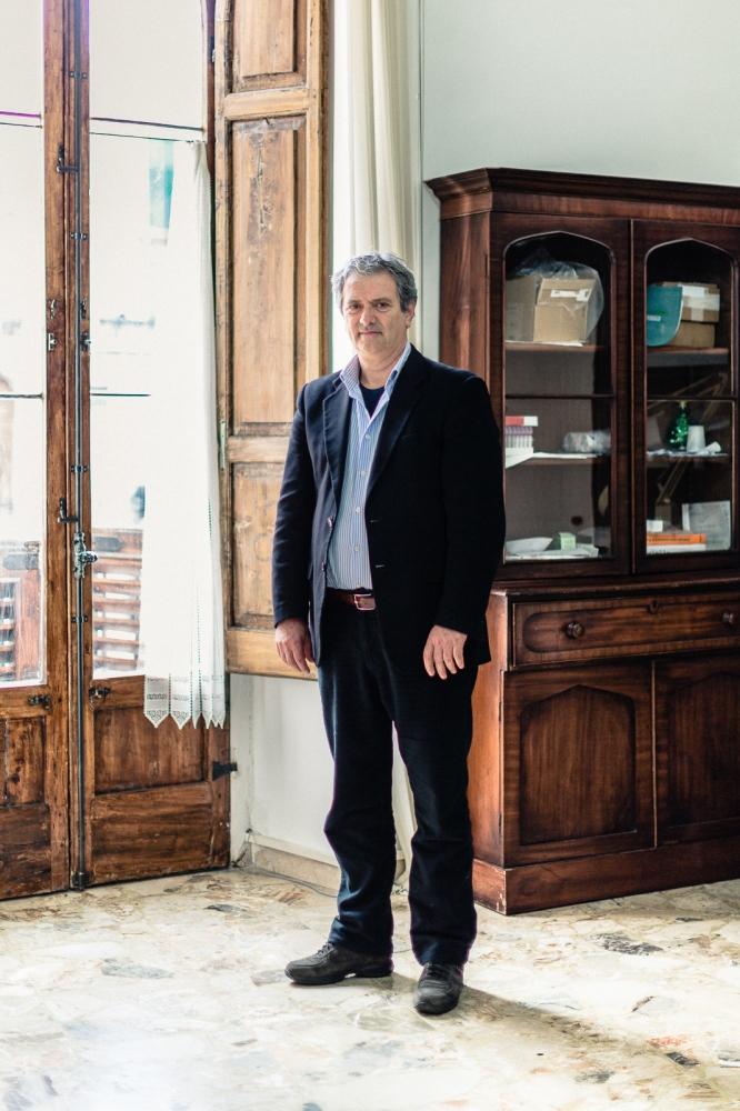 Doctor Maurizio Proietti. President ofscientific Commission groupsAsSIS (Associazione di Studi e Informazione sulla Salute/Association for Studies and Information on Health). Sulmona, L'Aquila