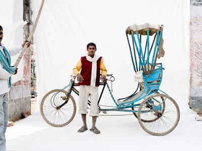 Rickshaw Wallah