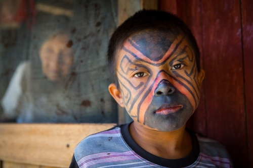 Amazon's Isolated Tribes