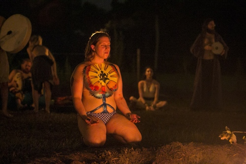Fire, Drums and Rituals