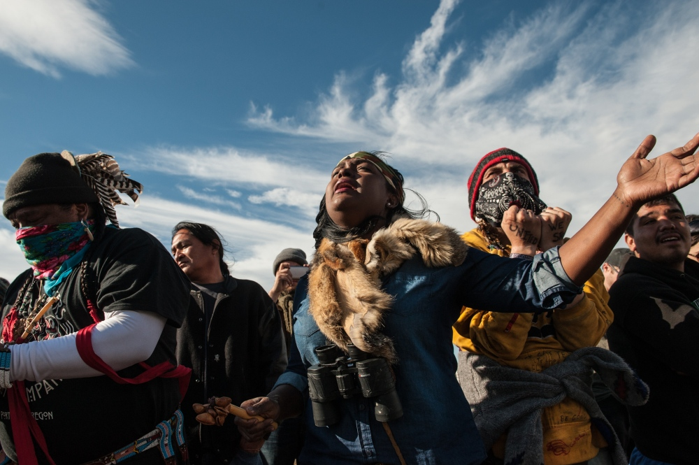 Killing the Black Snake: Resistance at Standing Rock