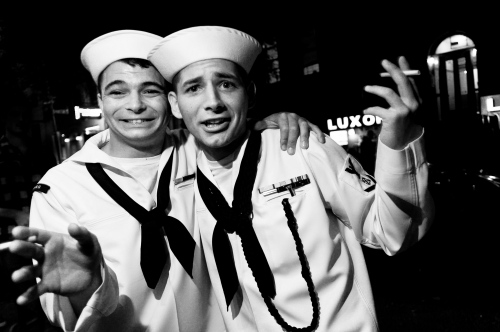 Hey Sailor! New in Town?