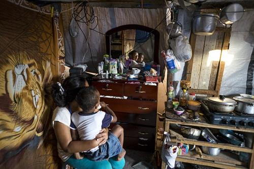 Ecuador Earthquake Survivors