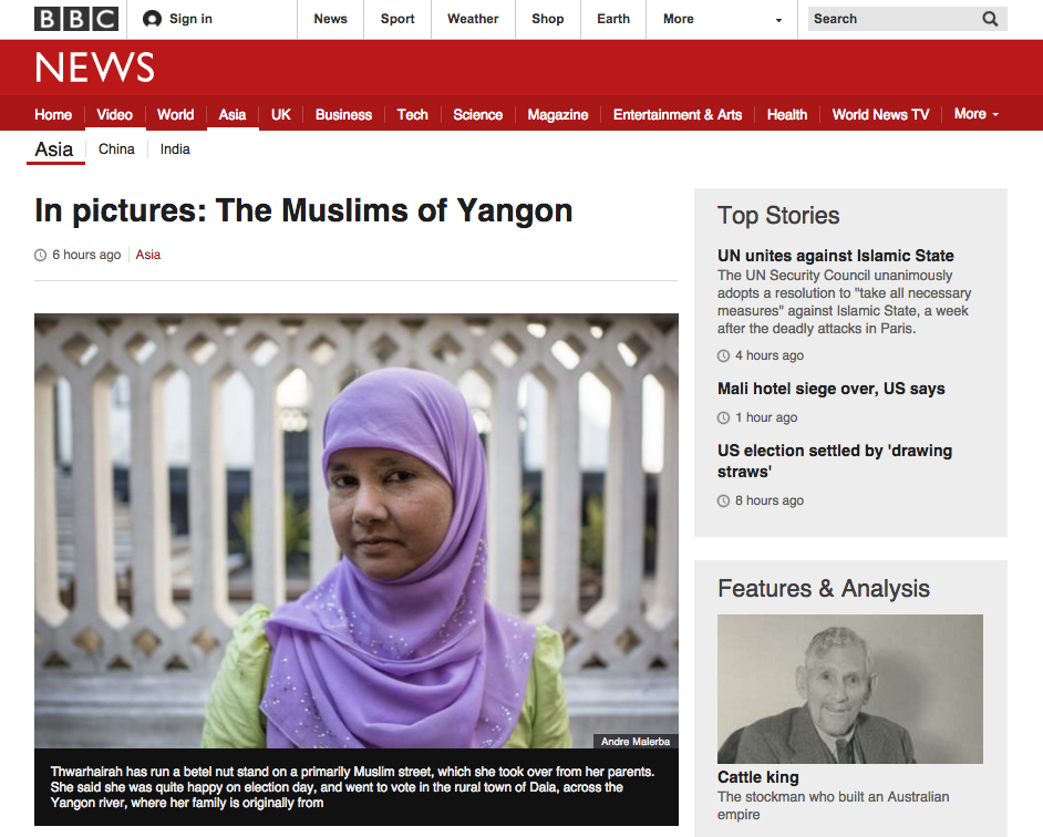 BBC, November 2015.