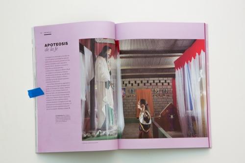 Tierra Adentro Magazine.  Nov. 2016. México.