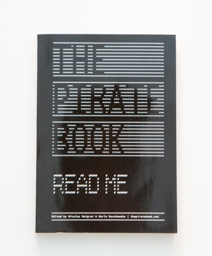 """The Pirate Book"". Ed. Nicolas Maigret & Maria Roszkowska. France. 2015 . France"