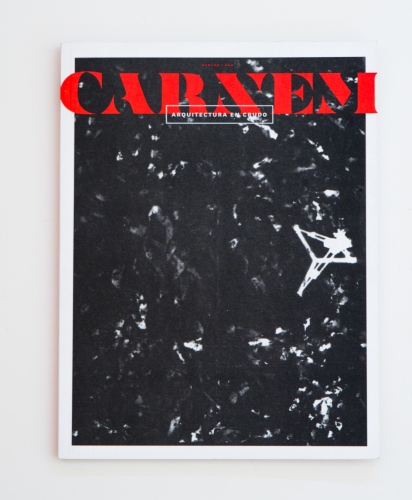 Carnem Architecture Magazine.Nov.2015. Mexico.