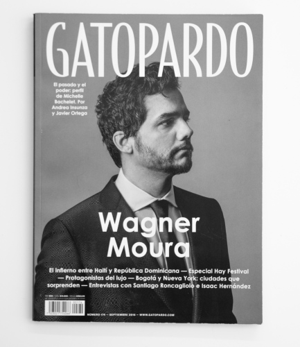 Gatopardo Magazine / Revista Gatopardo _ Sept. 2016 . Mexico.