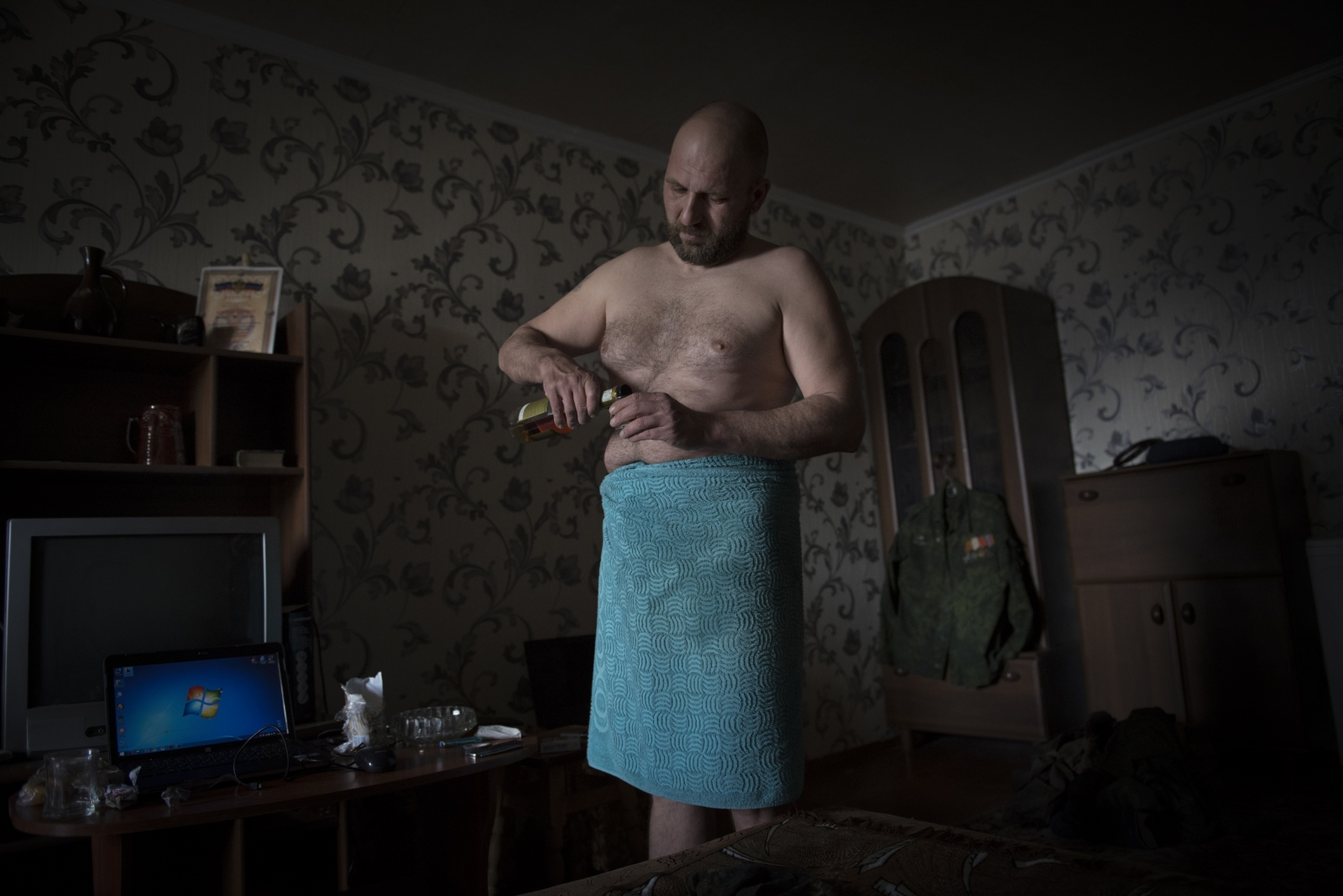 Art and Documentary Photography - Loading Donbass_stories_-_Spartaco_and_Liza_27.jpg
