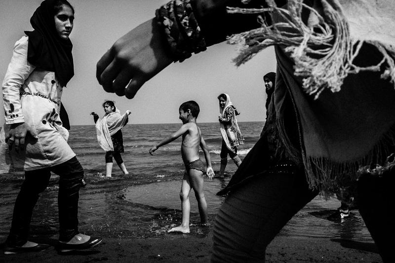 Caspian sea _ Iran/ Mazandaran  9/2016