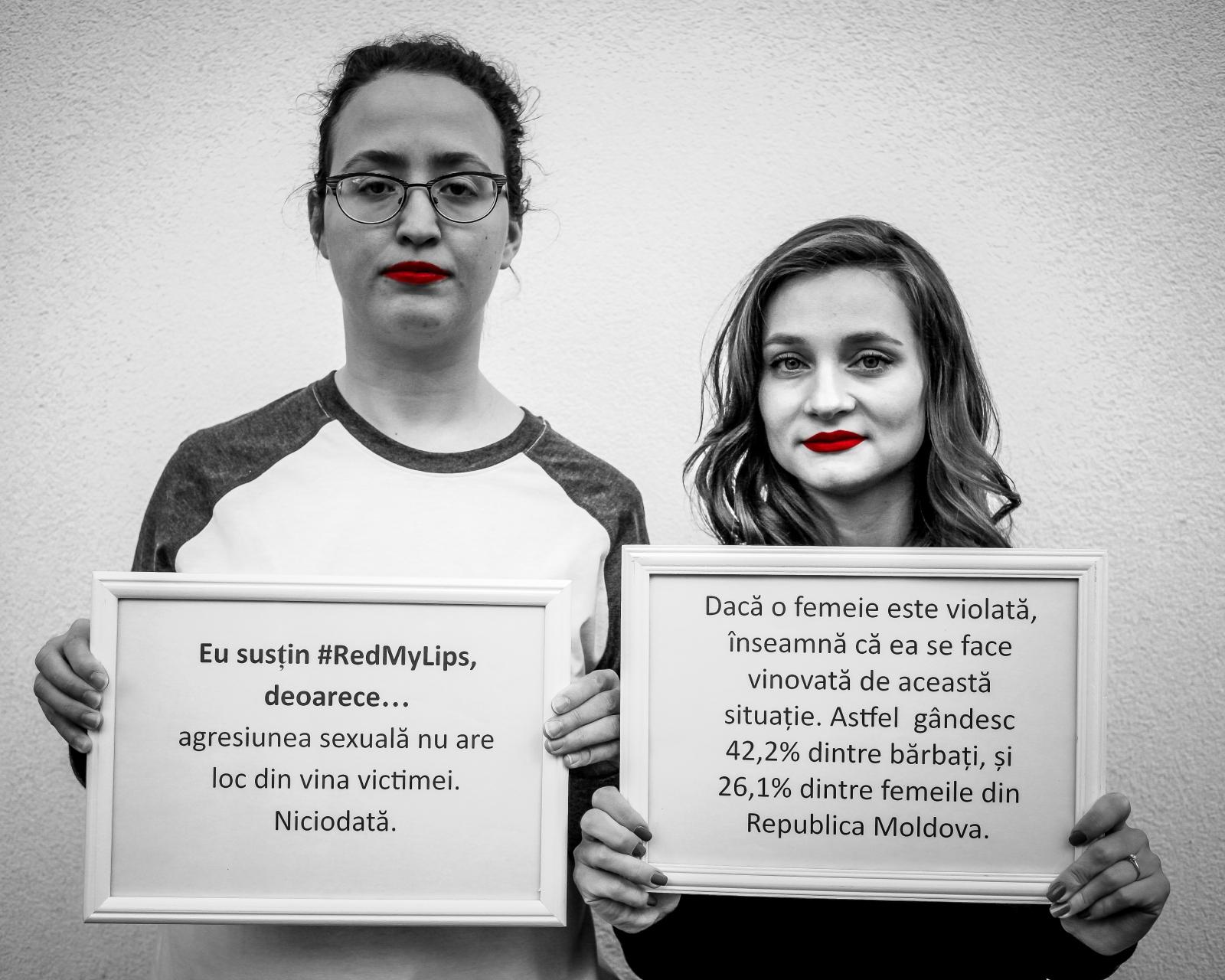 Dacă o femeie este violată, înseamnă că...