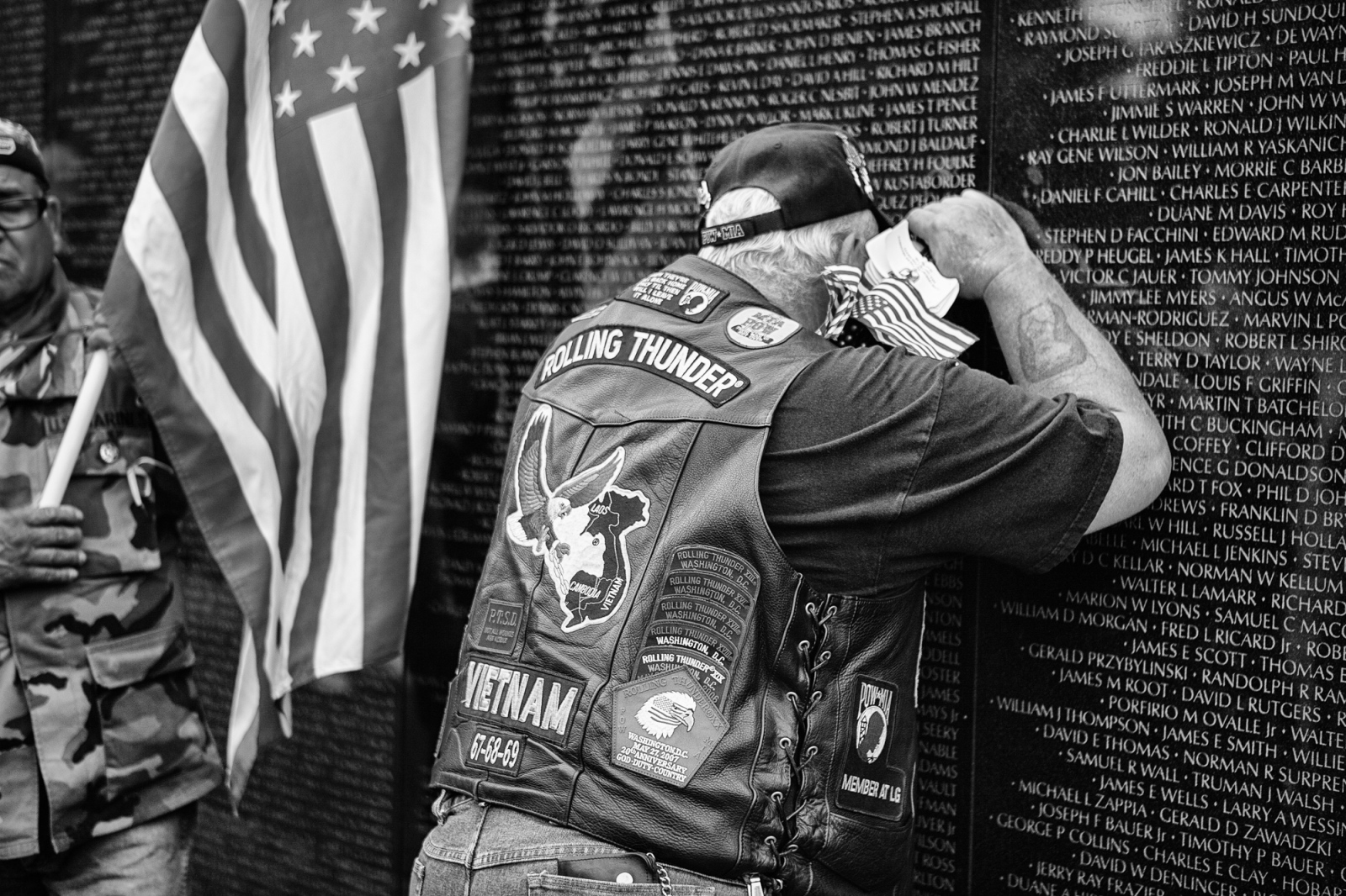 Veterans - Vietnam Memorial, Memorial Day, WDC