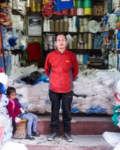 Kathmandu Shopkeepers