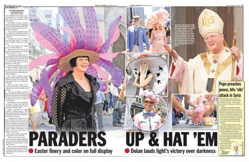 New York Daily News - 04/17/2017