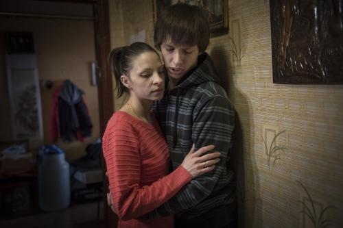 Donbass stories - Roma and Oxsana