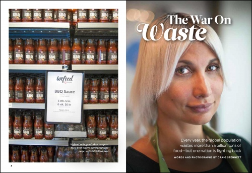 'The War on Waste'-Readers Digest (UK)    Denmark