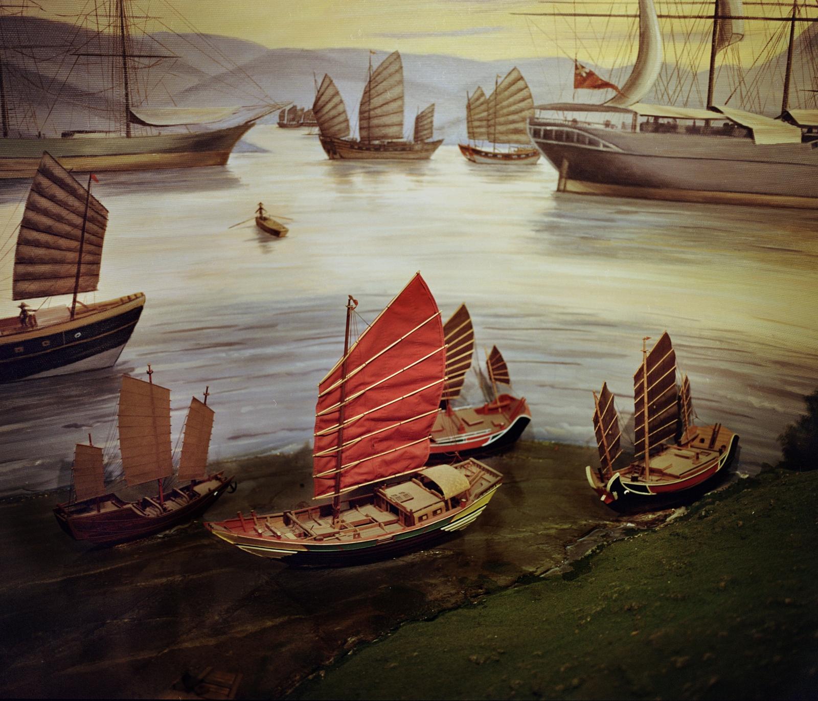 Fu Ship Museum 福船博物馆