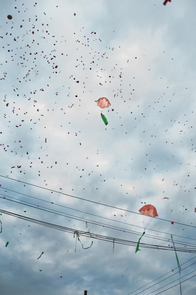 New Year Festival, Brooklyn 新年游行