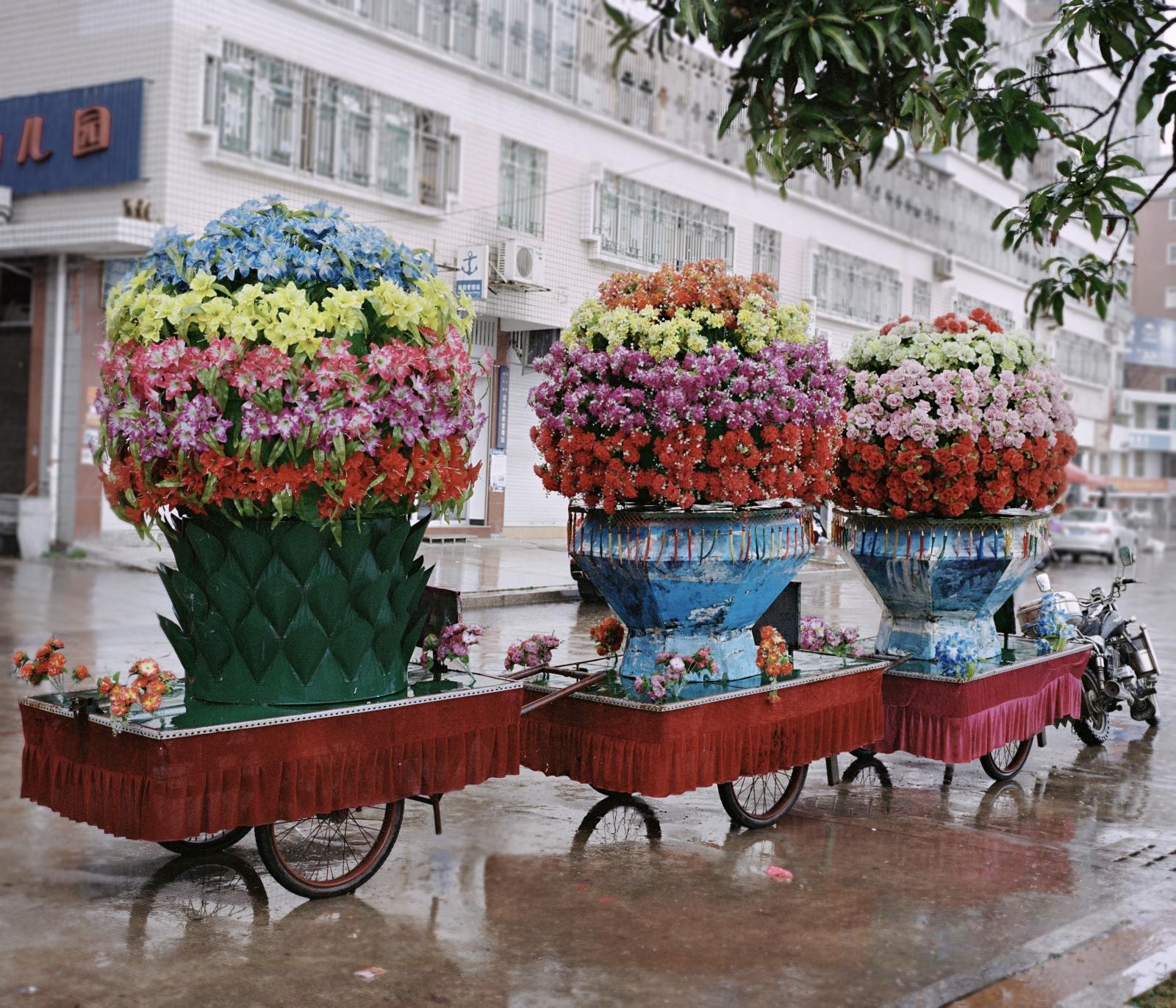 Funeral Parade, Guan Tou village 琯头