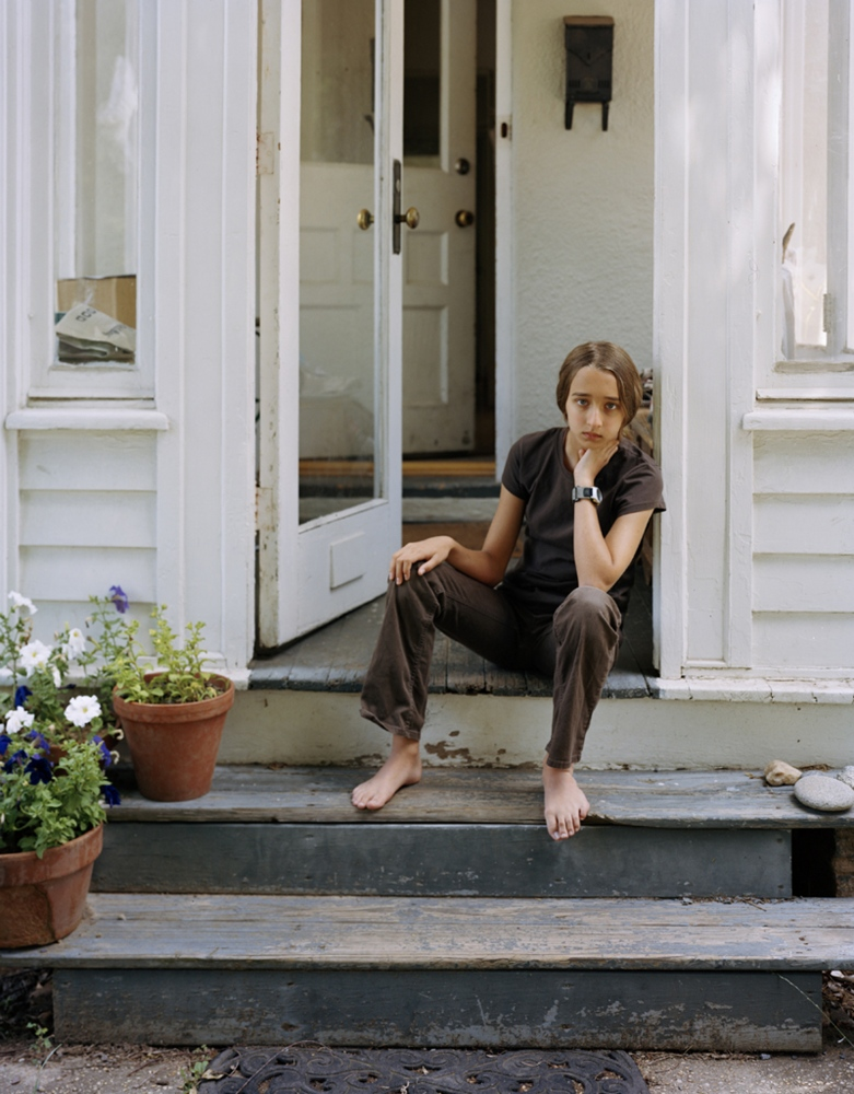 Art and Documentary Photography - Loading Nora_On_Her_Porch.jpg