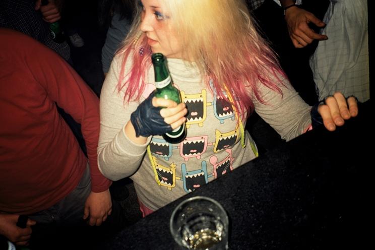 HMSU party -2012-03