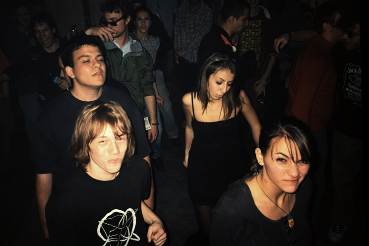 HMSU party -2012-06