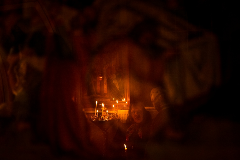 Photography image - Prayer Reflected