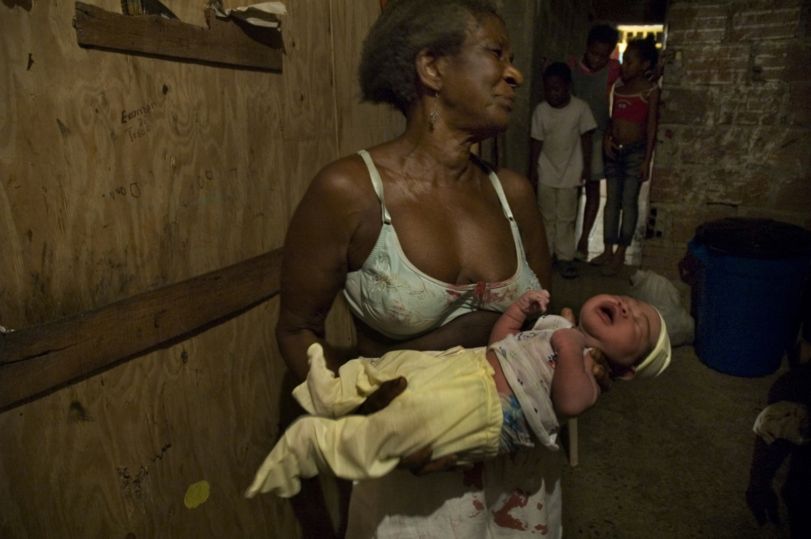 The traditional midwives of Colombia's...