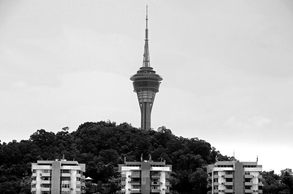 Photography image - Macao Tower (Macau, China)
