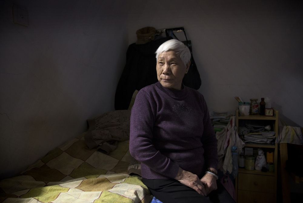 Photography image - In the imprisonment of poverty (Macau, China)