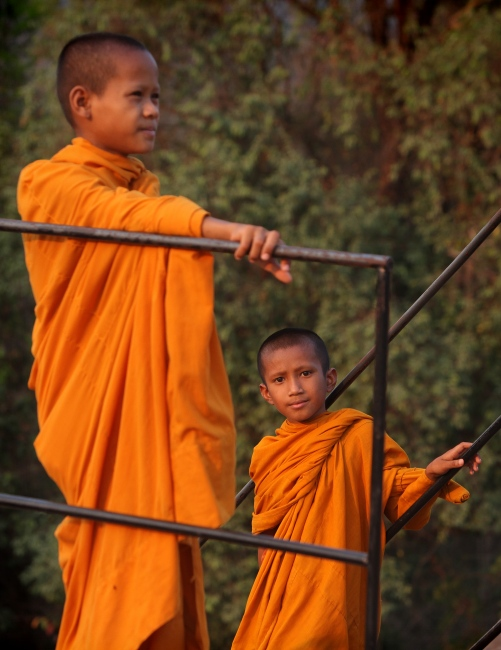 Photography image - Look at me (Siem Reap, Cambodia)