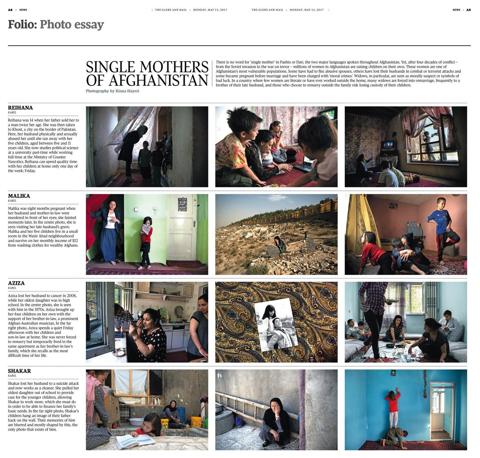 Art and Documentary Photography - Loading Globe_Single_Moms_2.jpg