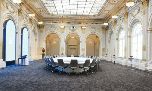 NYSE Boardroom - New York