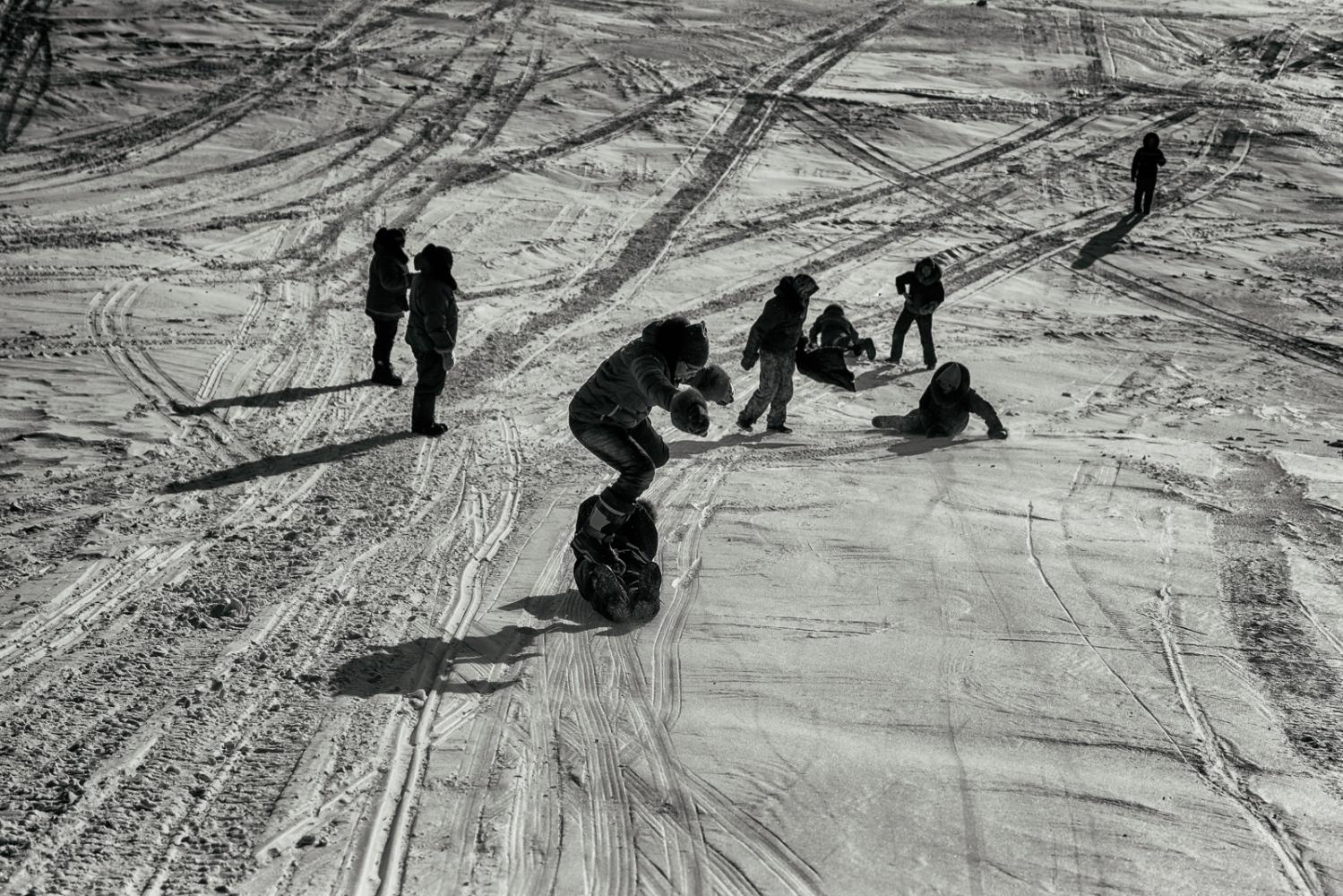 Art and Documentary Photography - Loading Inukjuak-23.jpg