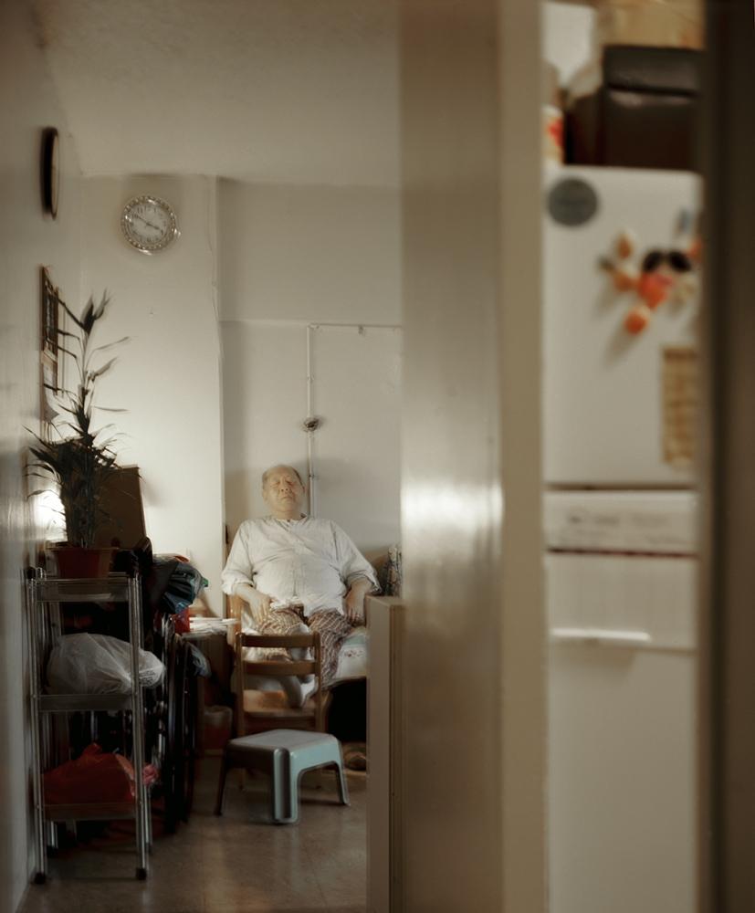 Art and Documentary Photography - Loading sleeping.jpg