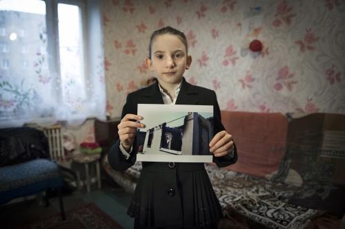 Donbass stories - Little Liza