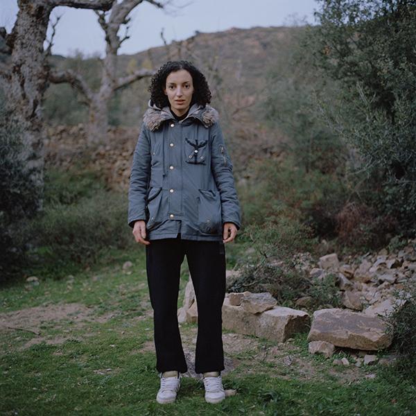 Autoportrait   Akhaldus (Agouni) 2012