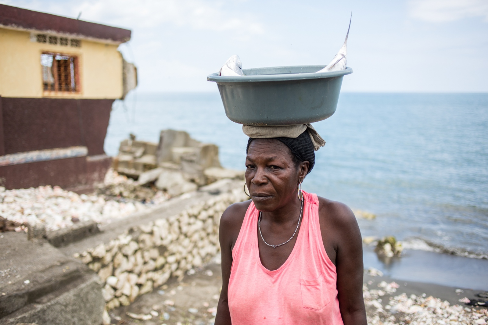 Art and Documentary Photography - Loading UNDP-HT-Disaster-recovery-18.JPG