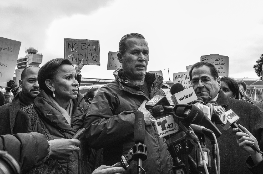 Photography image - (Welcome to Trumpland)