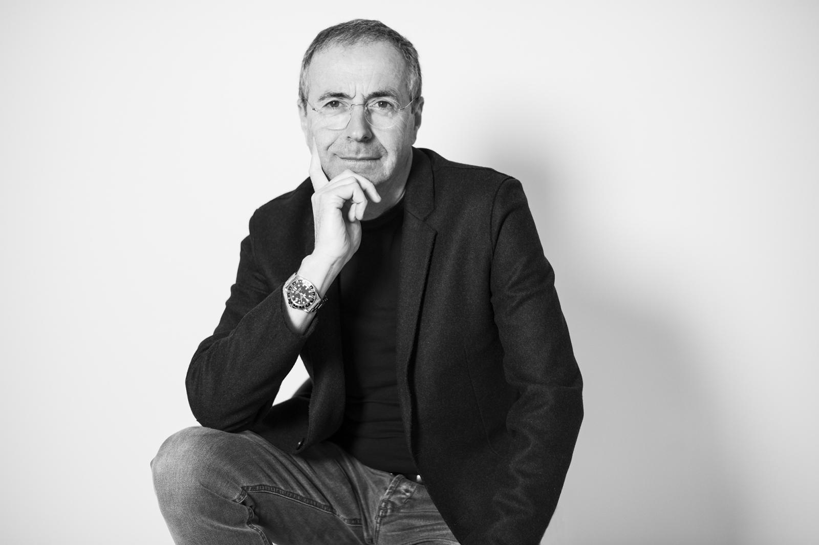 Portrait for the plastic surgeon Marcello Cardini