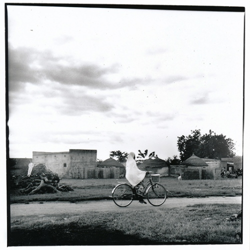 In Burkina Faso, the town of Beguedo is called 'Little Italy'. Over there, men of the Bissa community have been leaving home to work in Italy since the early 80's. The former mayor says that half of the married women here have their husband abroad. ©Laeïla Adjovi