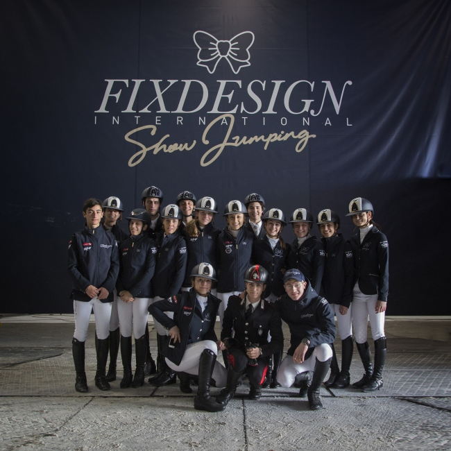 Gruppo Squadra Fix Design Horse Riding