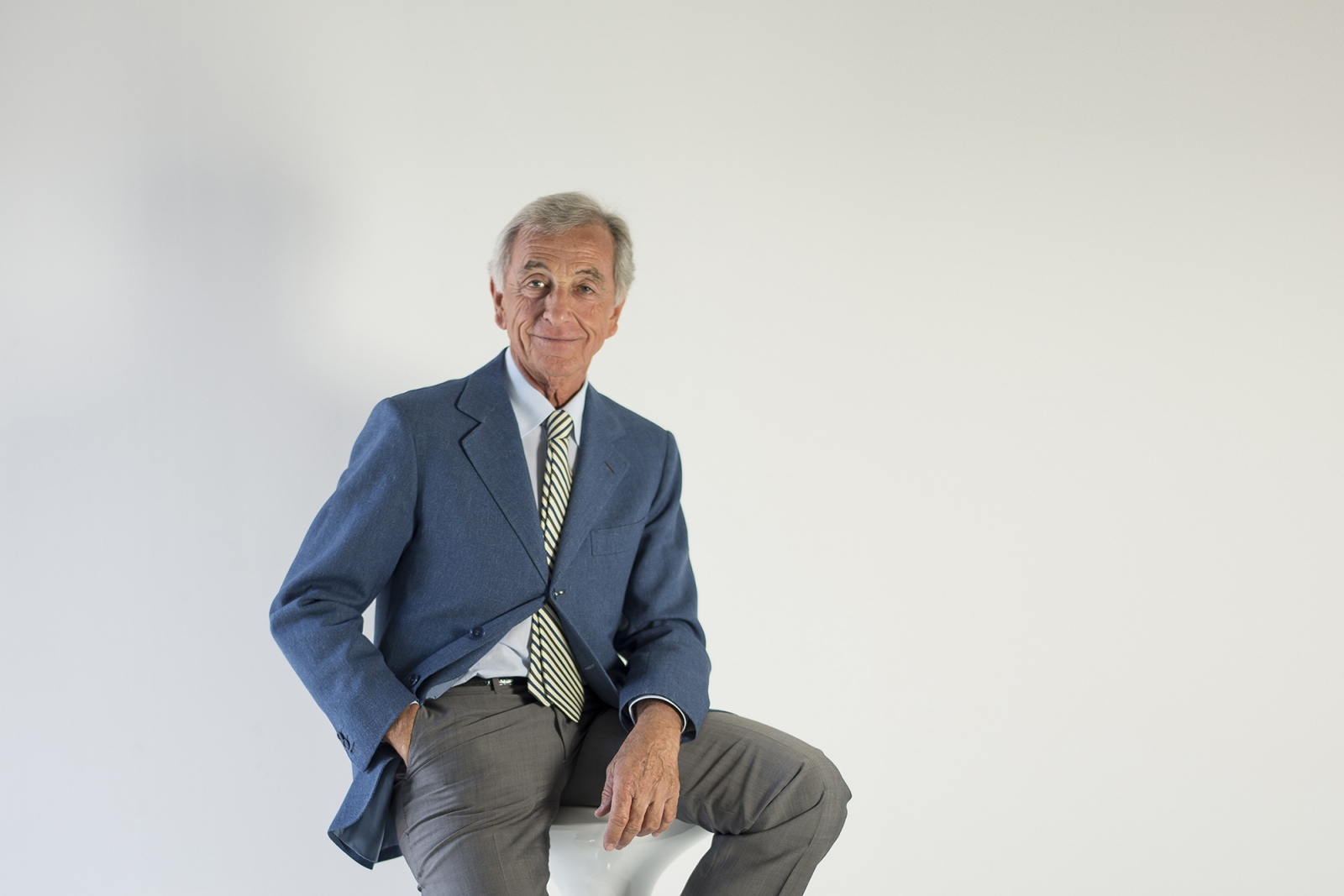 l'imprenditore Maurizio Ughi