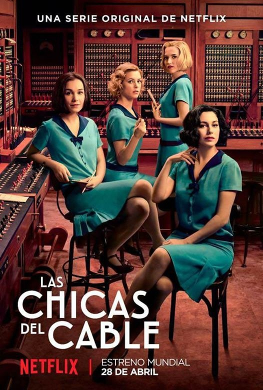 Art and Documentary Photography - Loading chicasdelcable.jpg