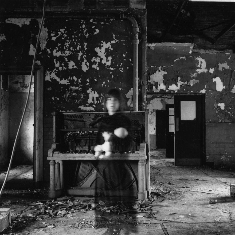 Ellis Island: Self-Portrait as an Immigrant, 1988