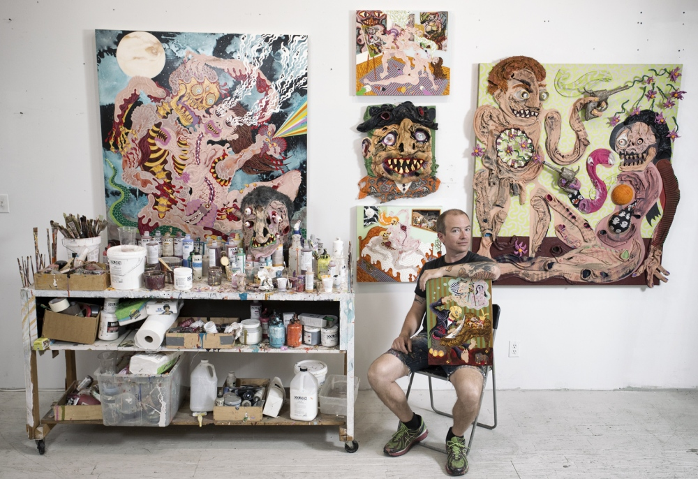 Artist Studio Portraits