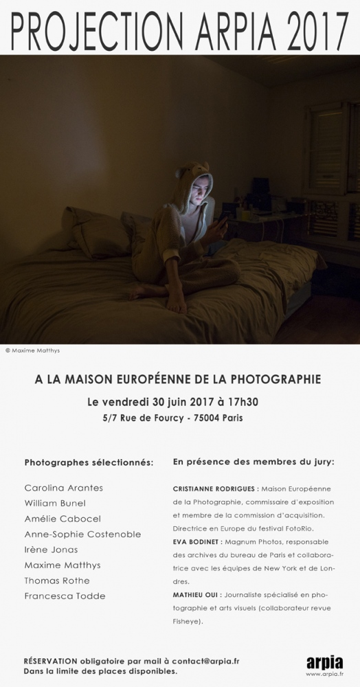 Art and Documentary Photography - Loading AFFICHE-projection-MEP-2017-.jpg
