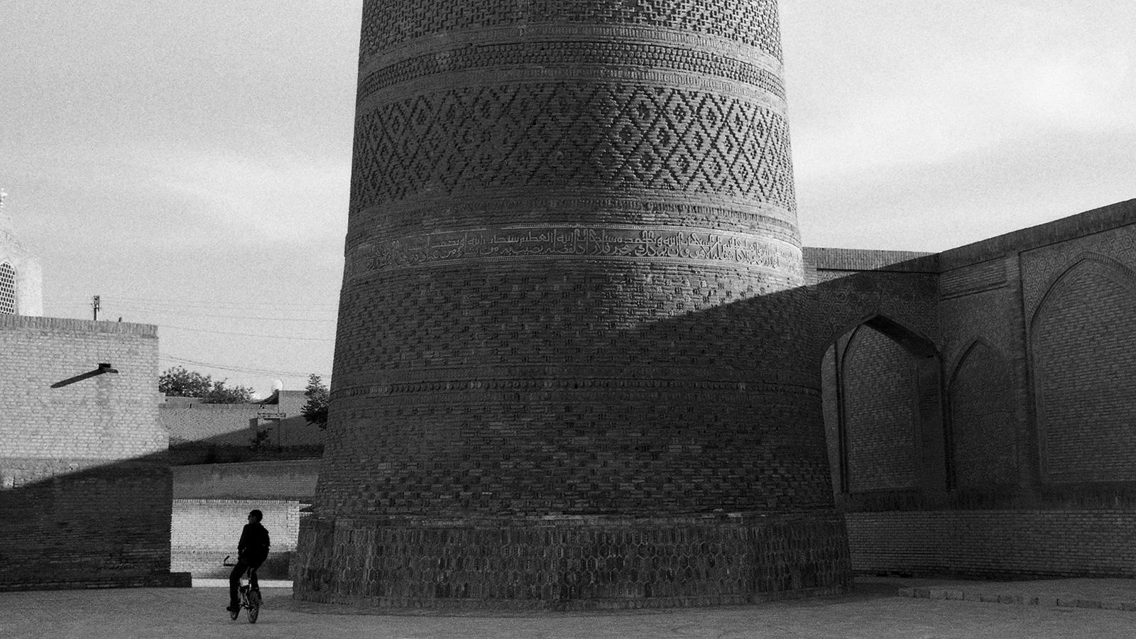 Po-i-Kalyan Minaret, Bukhara