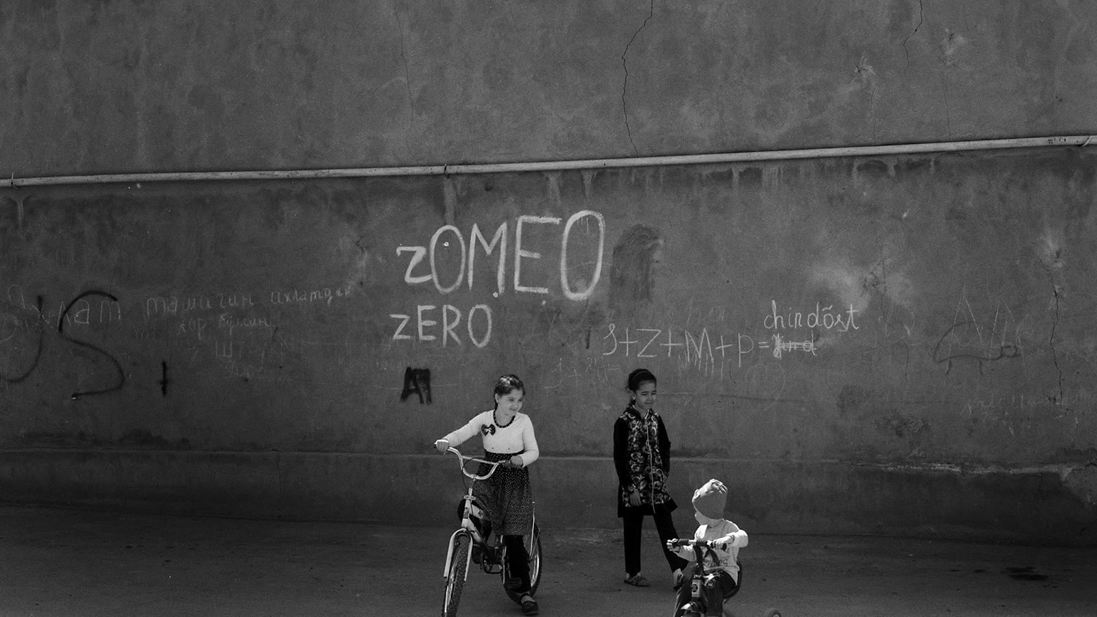 Zomeo Zero, Old Tashkent